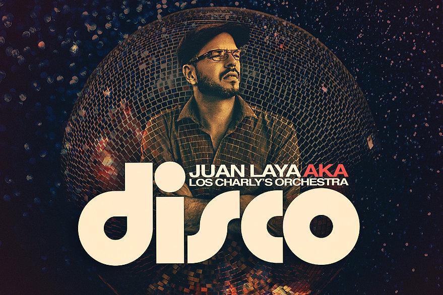 Juan Laya Music LCO Los Charly's Orchestra, London UK Music producer