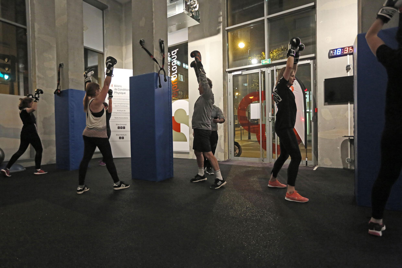 Boxe Training Niveau 2