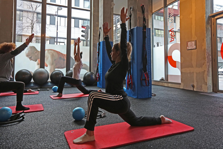 Pilates (2 niveaux)