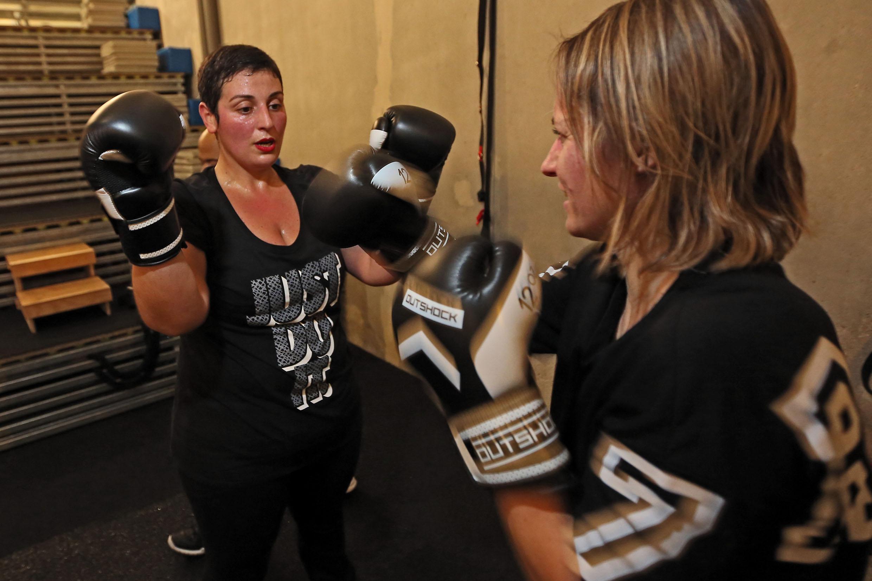 Boxe Training Niveau 3
