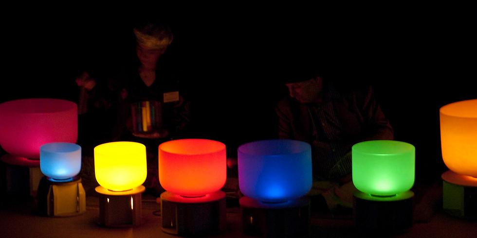 Sound Colour Healing Concert
