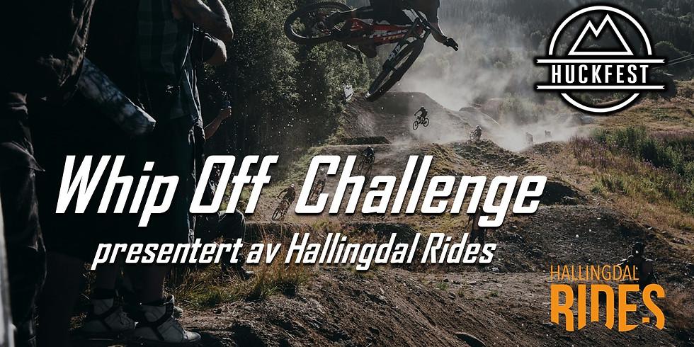Whip Off Challenge - presentert av Hallingdal Rides