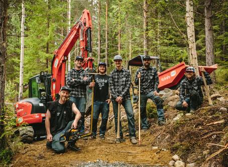 Hallingdal bygger Skandinavias største terrengsykkelregion