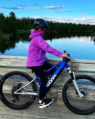Elsykkel til barn, MOH Sport Hemsedal, M