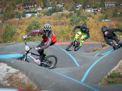 Sammendrag: Sesongfinale i «Norwegian Pumptrack Series»