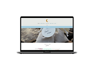 Création de site web pour La lune de miel
