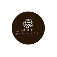 Chocolats personnalisés pour Pâtisserie Juste une fois