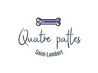 Création de logo pour Quatres pattes