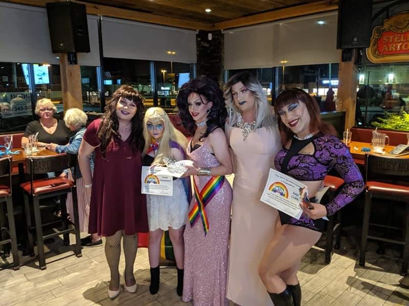 2019 Drag Competition