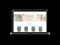 Création de site web avec boutique en ligne pour Le Marché aux fleurs du Village