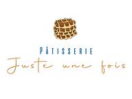 Création de logo pour Pâtisserie Juste une fois