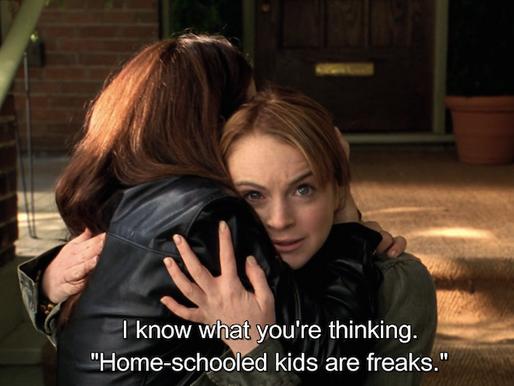 Homeschooled Kids are Freaks?