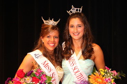 Miss South Central's Outstanding Teen