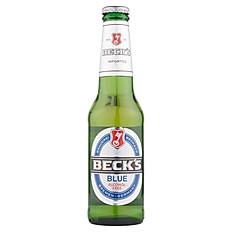 Becks blue non alcoholic (330ml)