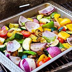 Roasted mediteranean vegetables