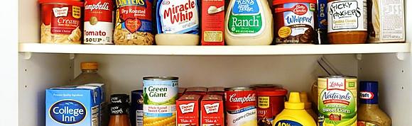 Pantry goods