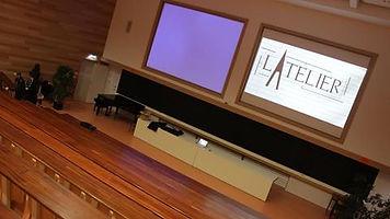 Conférence de L'Atelier Qrb