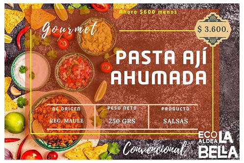 Pasta de Ají Ahumada