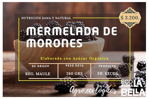 Mermelada de Morones