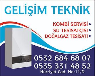 Başakşehir Kombi Servisi