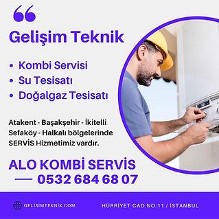 Atakent Kombi Servisi