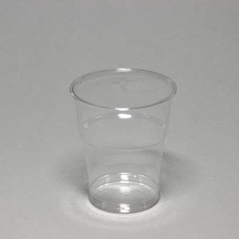 Trinkbecher PET, 1250 Stk., 2 dl, glasklar