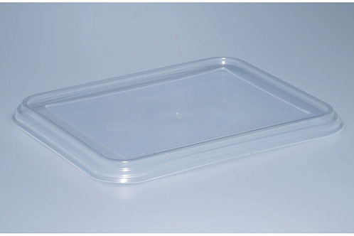 Deckel PP, transparent, 400 Stk. 23.5x18.5 cm