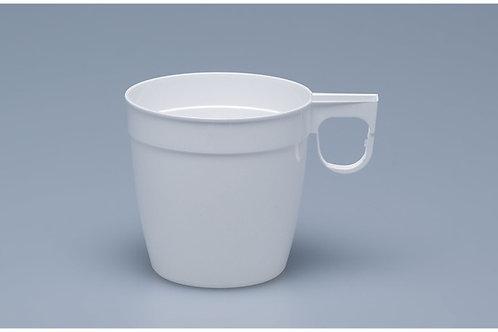 Kaffeetasse PS, weiss, 1000 Stk. 1,8dl