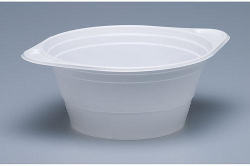 Suppenschüssel PP, weiss, 1000 Stk. 750gr.