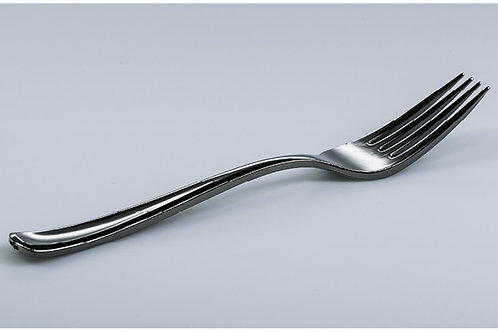 Gabel PS, silber, 500 Stk. 19 cm