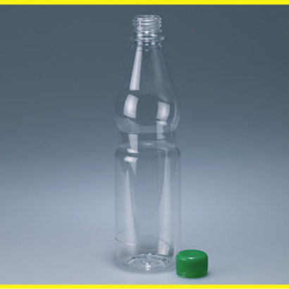 Flasche für Salatsauce PET, glasklar, 25 Stk. 5 dl