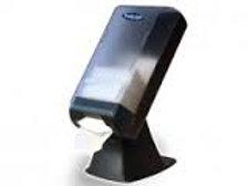 Dispenser Servietten ABS Kunststoff transparent grau, 44.5x20x31cm