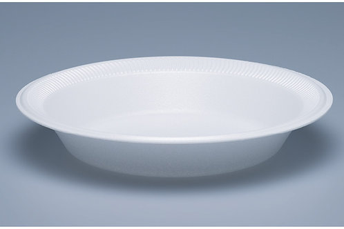 Isolierschale EPS, weiss, 600 Stk. 22.5 cm