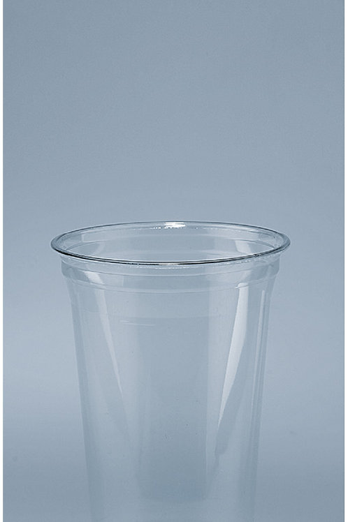 Trinkbecher PLA, transparent, 1120 Stk., 4dl