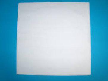 Servietten aus Krepp Papier,weiss, 1000 Stk. 37.5x37.5cm