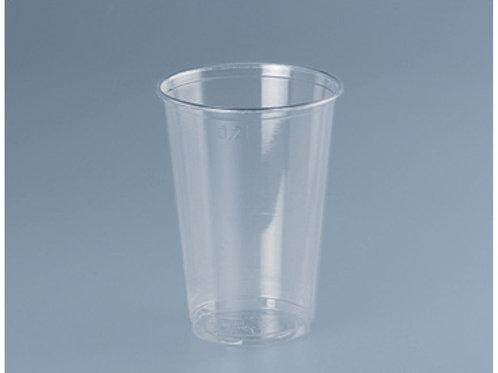 Trinkbecher PLA, transparent, 3000 Stk., 2dl