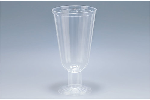 Kaffee-Fertig-Glas transparent PP, 150 Stk. 2,5 dl