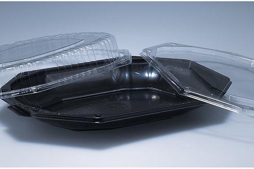 Abdeckhaube PS, glasklar, 120 Stk.