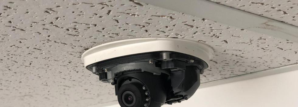 Dome Camera - Drop Ceiling