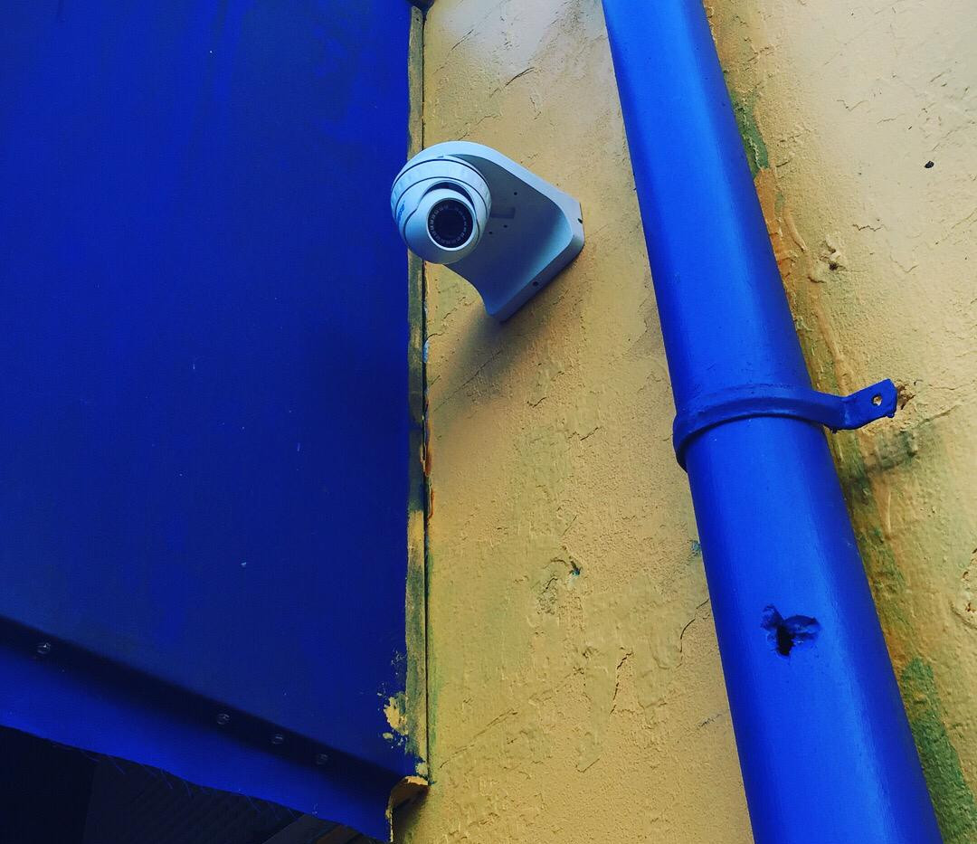 Outside Security Cameras
