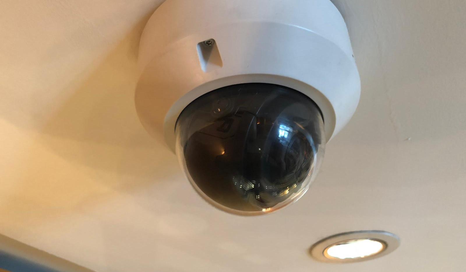 Dome Cameras - Buildings
