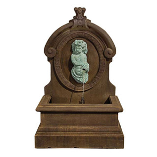 P6477 Avignon Fountain with Isabela Spout