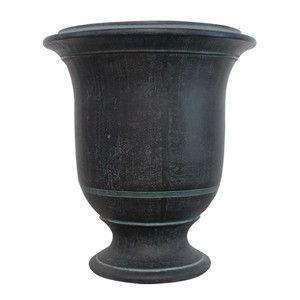 P2364 Anduze Textured Urn Large