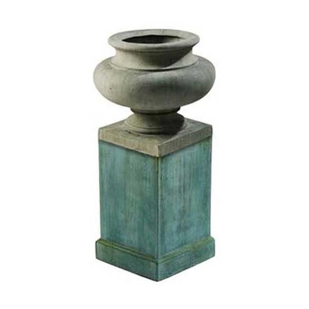Anglia Urn on Flame Plinth