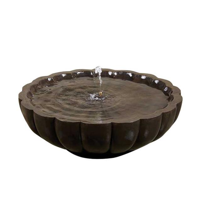 P6460 Moroccan Fountain Bowl