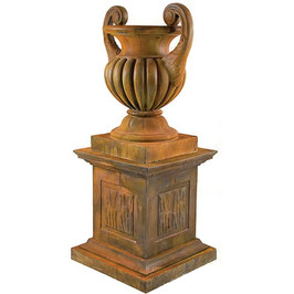 P6194 Wilton Urn Large & Plinth