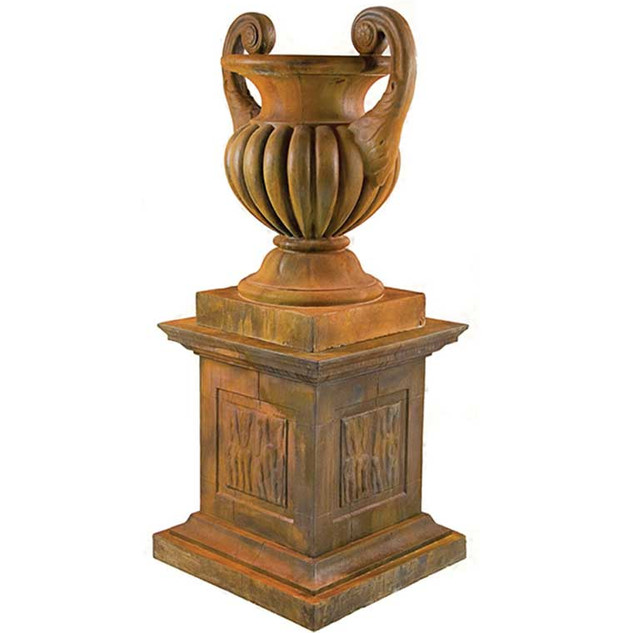 P6194 Wilton Urn Large & Plinth