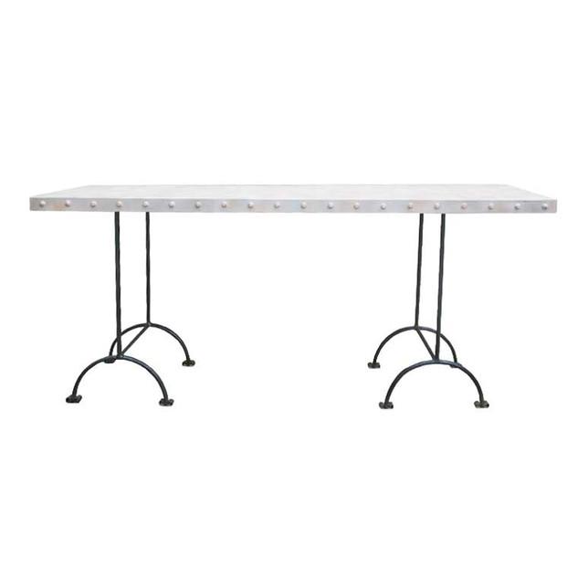 P2226 Rivet Console Table
