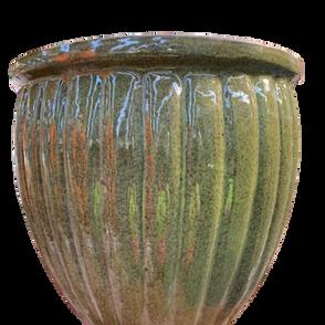 R345TG Pumpkin Planter