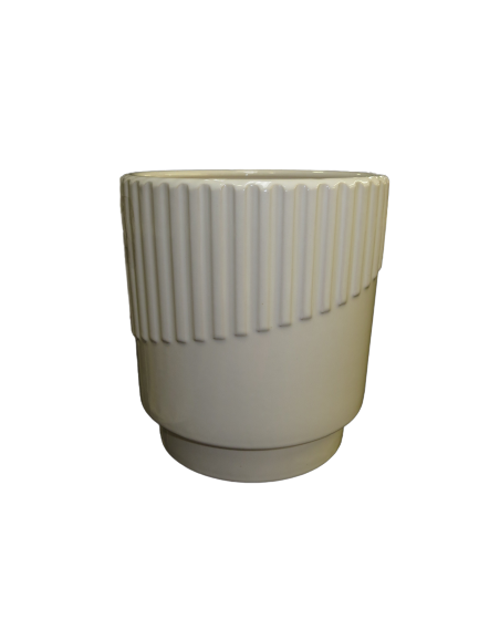 J1711WH3 Chilo Planter White